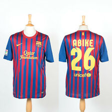 2011 - 2012 nike barcelone home football soccer shirt jersey l