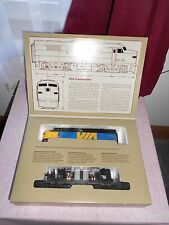 PROTO 2000 FA2 DIESEL LOCOMOTIVE HO GAUGE VIA RAIL DC NIB