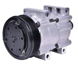 A/C Compressor Fits Ford Lincoln Models FS10 OEM PV6 1 Year Warranty 57120