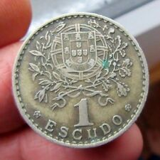 1959 PORTUGAL 1 escudo