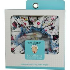 Spa Accessories Bouffant Shower Cap - Lingerie