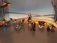 Batman Mini Figurines DC Universe Action Masters Six Flags DC Comics