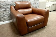Furniture Village Solid Leather Sofas