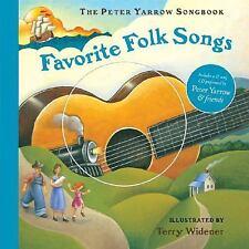 The Peter Yarrow Songbook: Favorite Folk Songs Book & CD