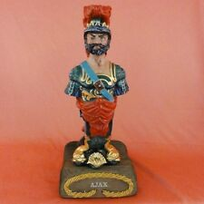 "AJAX Ship's Figurehead Royal Doulton made in England NEW IN BOX 10.25"" tall"