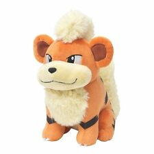 "Authentic Pokemon Center Growlithe 6.5"" Plush RARE Limited - NEW with Tags, B1"