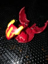 Bakugan Helix Dragonoid Red Pyrus Gundalian Invaders DNA & cards