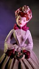 Antique Florence Ceramics Sue Ellen Figurine Gone With The Wind Character