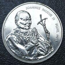1984 PAPAL VISIT TO CANADA - Joannes Paulus II - JOHN PAUL II - 33mm Dia. - Nice