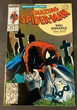 Amazing Spider-Man #308 MARVEL 1988 - NEAR MINT 9.4 NM - Taskmaster app!