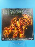 jeu de societe carte plateau complet VF TBE thunderstone colere des elements