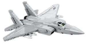 Construction Toys Building Bricks Aeroplane Cobi 5803 F-15 Eagle™ 590 Blocks