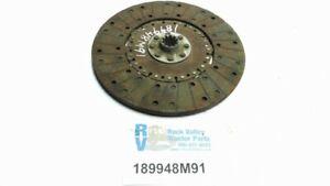 Disc Assy clutch Drive