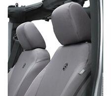 Bestop Front Seat Cover For 13-17 Wrangler 2- & 4-Door Charcoal #29283-09