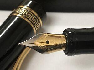 Xezo Phantom Fountain Pen F Nib