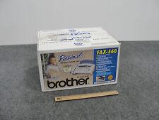 Brother FAX-560 Fax Machine –NIB-