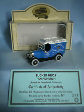 LLEDO DAYS GONE BULLNOSE MORRIS VAN TUCKER BROS LTD - LIMITED EDITION N. 234/500