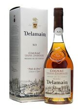 3 BOTTLEs COGNAC XO  PALE & DRY  DELAMAIN