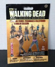 "THE WALKING DEAD  Collectable ""Human"" Figure Blind Pack Building Sets"