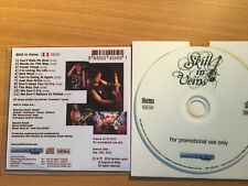 """SKILL IN VEINS-""""Self Titled Album""""-RARE PROMO ONLY CDr ACETATE-METAL-NEW CD"""