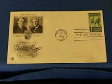 Scott #1251 5 Cent Stamp Honoring The Doctors Mayo First Day Issue