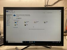 "Dell UltraSharp 2407WFPb 24"" Widescreen LCD Monitor - Very Clean - Works Great!"