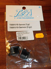 LOT T2M T5051/19 MINI SERVOS 3 grammes M0080123A00209