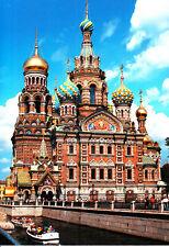 AK, Russland, St. Petersburg, Die Christi-Auferstehungs-Kirche,