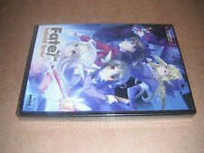 Fate/Kaleid Liner Prisma Illya: Complete Collection DVD, 2014, 2-Disc Set NEW R1