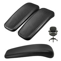 Hon Office Chair Parts Arm Pads Armrest Replacement Universal 4 Mounting Hole Ebay