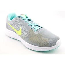 Zapatillas deportivas de mujer gris, talla 39