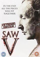 Saw V 5060052416575 DVD Region 2