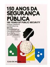 """PORTUGAL -  2 EUROS 2017 Gedenkmünzen """" Öffentliche Sicherheit """"  BU  COIN CARD"""