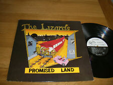 Lizards-Promised land.lp