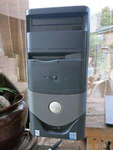 vintage Dell Optiplex 170L Pentium 4 @ 3.00GHz desktop computer