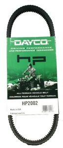 Polaris Magnum 330 w/ebs, 2004-2005, Dayco HP2002 Performance Drive Belt