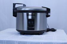 Open Box Hamilton Beach 37540 Proctor Silex Commercial Rice Cooker
