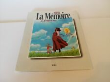 La Memoire Newtype Illustrated Collection Artbook Japanese Anime WD1