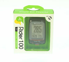 Bryton Cycling Computer Rider 100 GPS Odometer Wireless with Mount