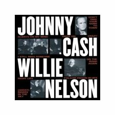 JOHNNY CASH & WILLIE NELSON - VH-1 STORYTELLERS [CD]
