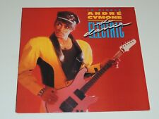 ANDRE CYMONE the dance electric André Cymone Lp RECORD 1985