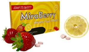 Fruit Miracle - Baie du Miracle - Miraculine 10 Tablettes