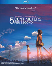 5 Centimeters Per Second [New Blu-ray]