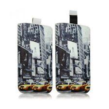 Housse Coque Etui Pochette pour Sony Xperia M2 avec motif LM06