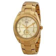 ** nuevo ** Damas Esq Movado Oro Reloj De Moda - 07101401-RRP £ 399