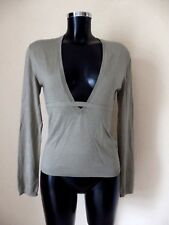 Barbara Bui - Thin Sweater - SIZE XS either 36fr - Silk and Cashmere - Authentic