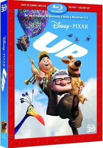 Up (3D + 2D) [Blu-ray]