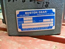 "Boston Gear F721-10-35-G Ratio 10:1 shaft 1"" Taken off a new conveyor."