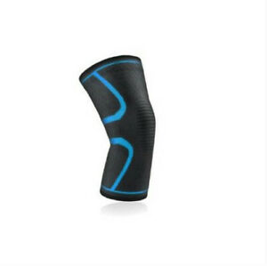 Knee Sleeve Compression Brace Support For Sport Joint Pain Arthritis Relief