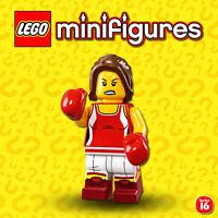 LEGO Minifigures #71013 - Serie 16 - Kick-Boxeuse / Kickboxer - NEW - SEALED